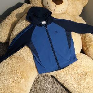 5 T Adidas light jacket